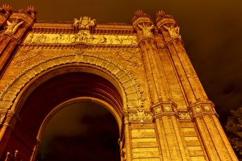 Tableau photo « Arc de Triomphe » Barcelone